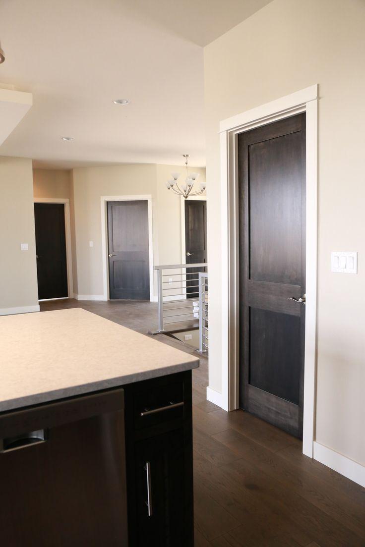 Black interior doors with white trim -  Black Doors With White Trim 44 Download