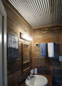 17 Best ideas about Corrugated Tin Ceiling on Pinterest ...