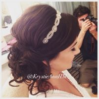 25+ best ideas about Brunette Updo on Pinterest | Wedding ...