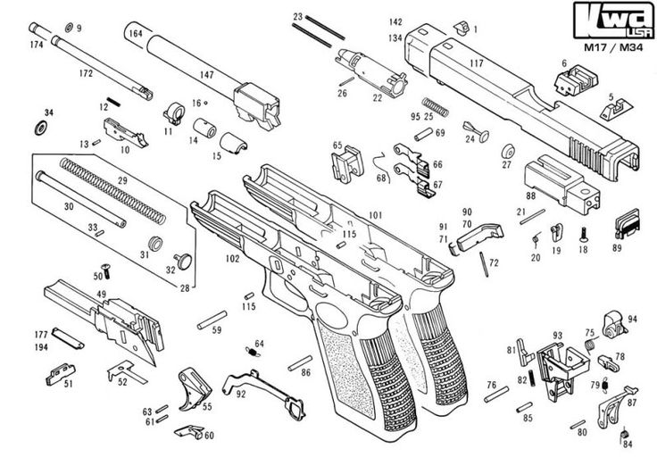 gun silencer diagrams
