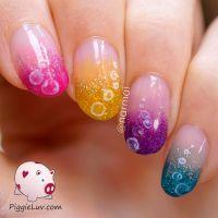 Best 25+ Bubble nails ideas on Pinterest   Simple nail ...