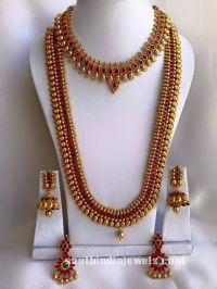25+ best ideas about Temple jewellery on Pinterest | South ...