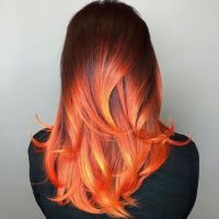 Best 25+ Fire Hair ideas on Pinterest | Fire red hair ...