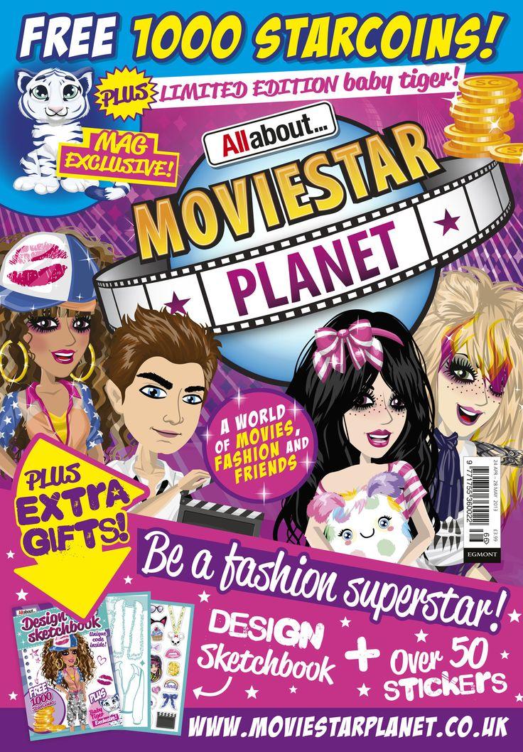 Cute Moviestarplanet Wallpapers The Amazing Moviestarplanet Magazine Uk Edition