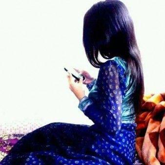 Alone Girl Wallpapers For Dp Girl Hide Face Fb Dp Hd Wallpaper Nicehdwall Pinterest