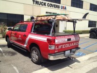 San Diego Fire & Rescuse - Life Guards | Truck Covers USA ...