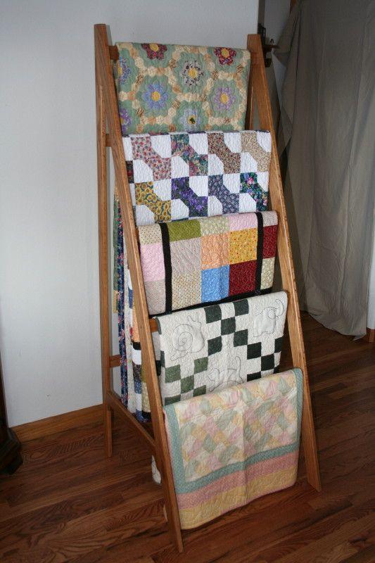 1000 Ideas About Quilt Ladder On Pinterest Quilt