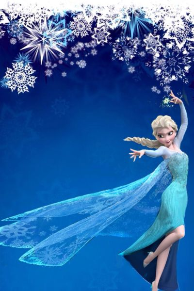 Cool elsa wallpaper-use it on picmonkey to make your own invites | Frozen birthday party ...