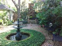 New Orleans Courtyard backyard   Kernels   Pinterest ...