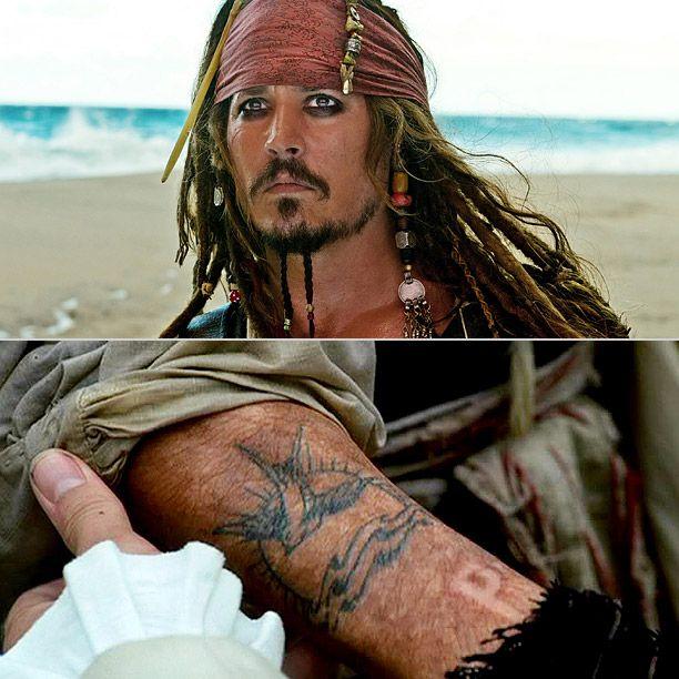 1000+ ideas about Jack Sparrow Tattoos on Pinterest   Tattoos, Swallow