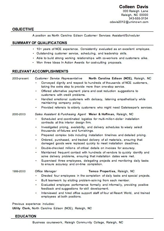 resume sample qualifications resume samples for extra curricular - skills for resume examples for customer service