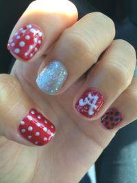 25+ Best Ideas about Alabama Nails on Pinterest | Alabama ...