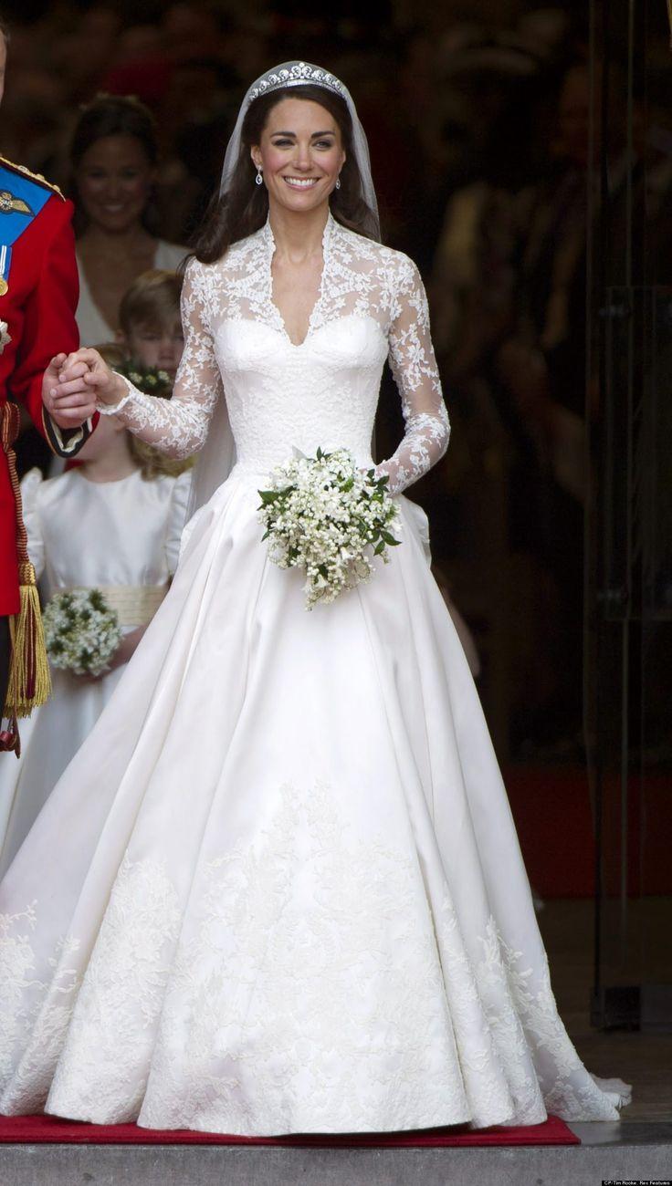 kate wedding dress perfect wedding dress 35 Most Beautiful Wedding Dress