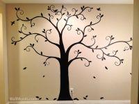 25+ Best Ideas about Tree Murals on Pinterest   Tree wall ...
