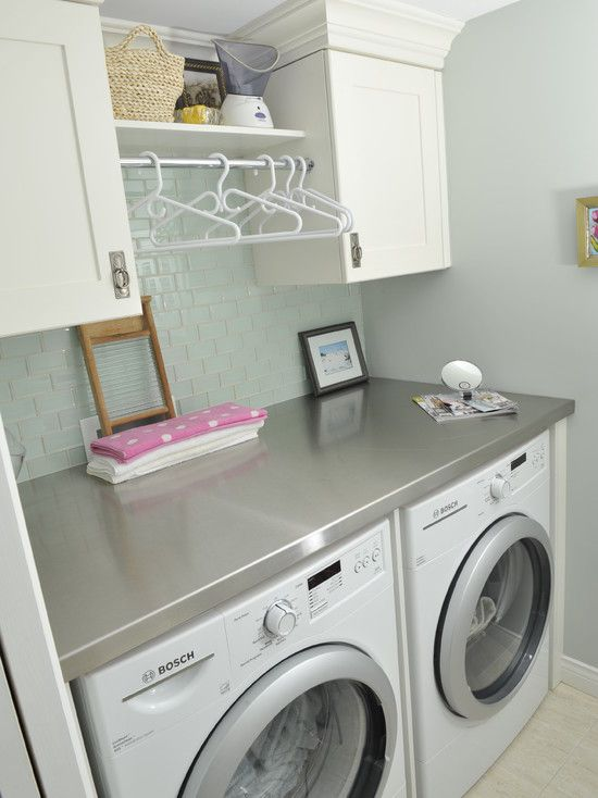Pictures Of Laundry Rooms Laundry Room Counter Tops | Home Ideas | Pinterest