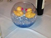 Babyshower Centerpieces -DIY | Baby Shower ideas ...