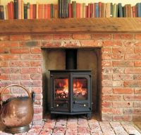 17 Best images about Fireplace on Pinterest | Stove ...