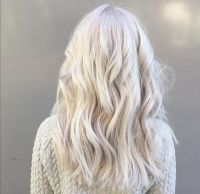 1000+ ideas about Silver Blonde Hair on Pinterest | Silver ...