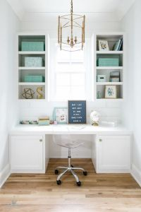25+ best ideas about Built In Desk on Pinterest   Home ...