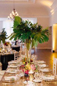 Tropical Chic Miami Wedding by Elaine Palladino ...