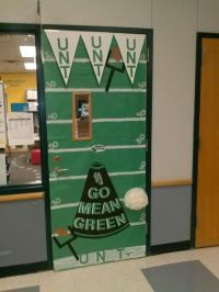 1000+ images about homecoming door decor on Pinterest ...