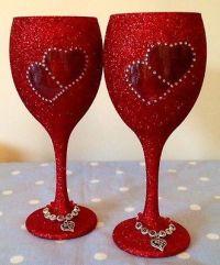 25+ best ideas about Glitter glasses on Pinterest ...