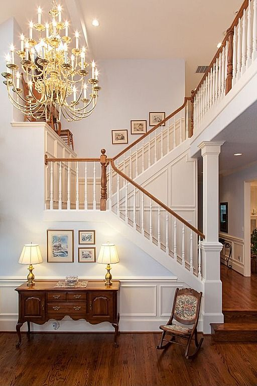 25+ best ideas about Traditional staircase on Pinterest