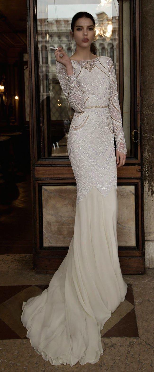 winter wedding dresses wedding dress long sleeve Stunning Long Sleeve Wedding Dresses