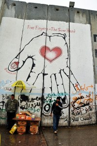 The Palestinian side of the Israel-Palestine Separation ...