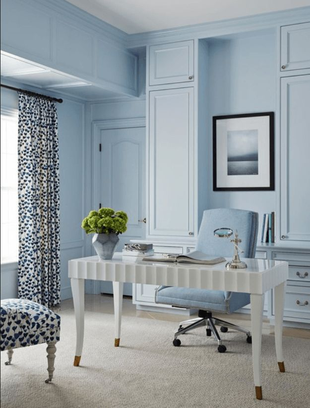 Home Office Mit Baby Best 25+ Baby Blue Bedrooms Ideas That You Will Like On