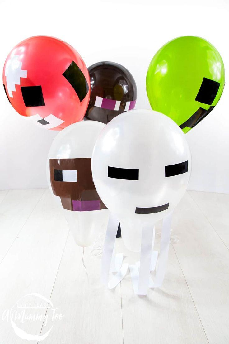 Bowling pin balloons - Download