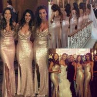17 Best ideas about Gold Bridesmaid Dresses on Pinterest ...
