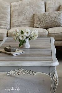 25+ best ideas about Painted tables on Pinterest