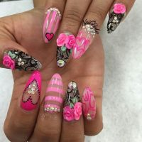 17 Best images about Bomb Nails! on Pinterest | Nail art ...