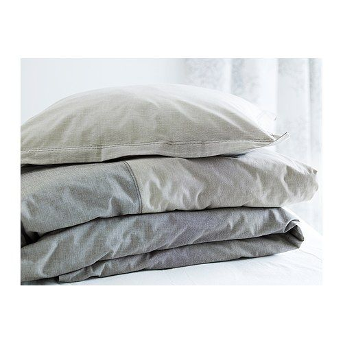 Ikea Bettdecken 240x220 Love The Grey Side - Malou Quilt Cover And 4 Pillowcases