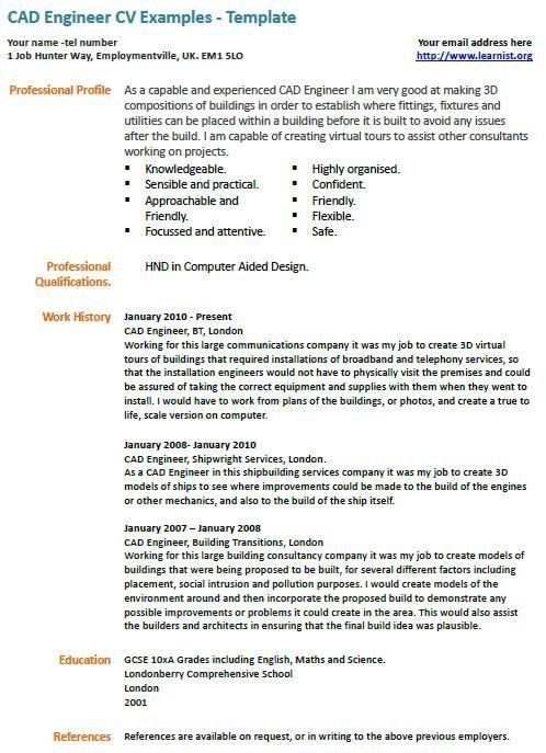 building engineer resume examples