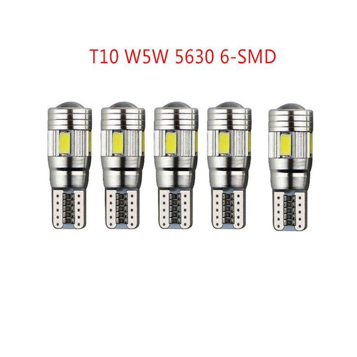 automobile white led light