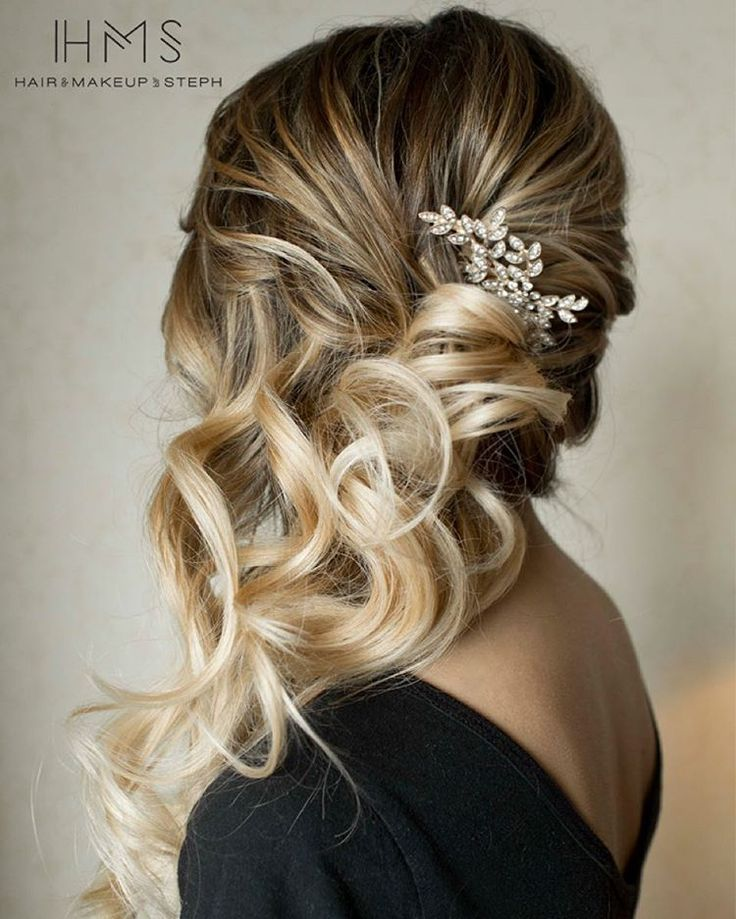 17 best ideas about Bridesmaids Hairstyles on Pinterest
