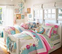The North Shore bedding from pottery barn kids is the ...