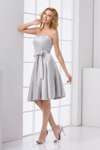 1000+ ideas about Silver Bridesmaid Dresses on Pinterest ...