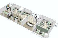 Office layout | Warehouse / Office | Pinterest | Office ...