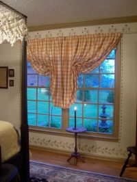 32 best images about colonial curtains on Pinterest ...