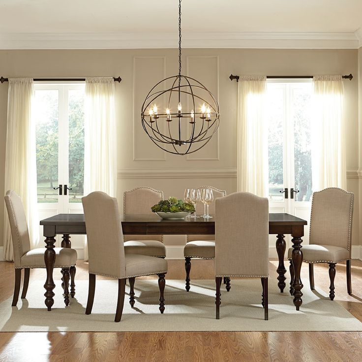 25+ best ideas about Dining room lighting on Pinterest
