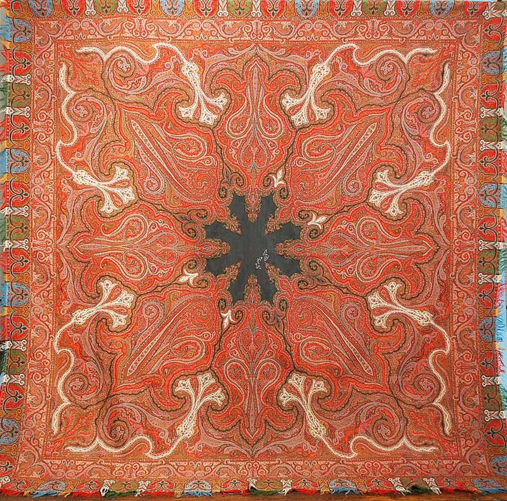 1000+ images about Antique Paisley Shawl on Pinterest