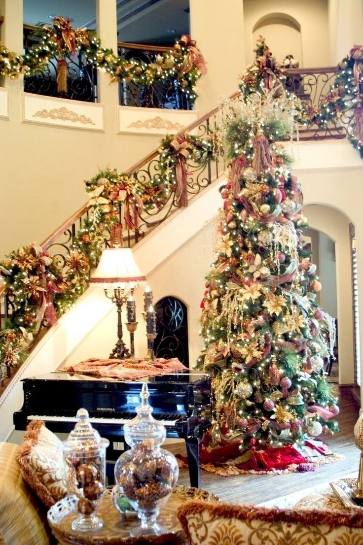 50 Images Of Astonishing Terrific Beautiful Christmas Decorating Ideas Hausratversicherungkosten
