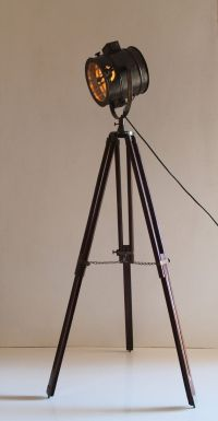 1000+ ideas about Tripod Lamp on Pinterest