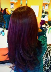 25+ best ideas about Black Cherry Hair on Pinterest ...