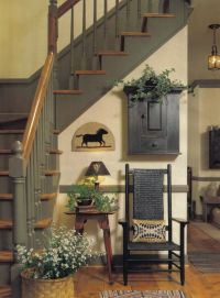 153 best images about Colonial/Primitive Interiors on ...