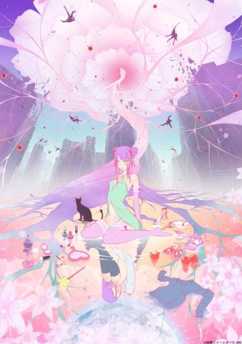 Anime Girl With Cat Ears Wallpaper Daoko Girl Google Search Stuff16 Pinterest The O