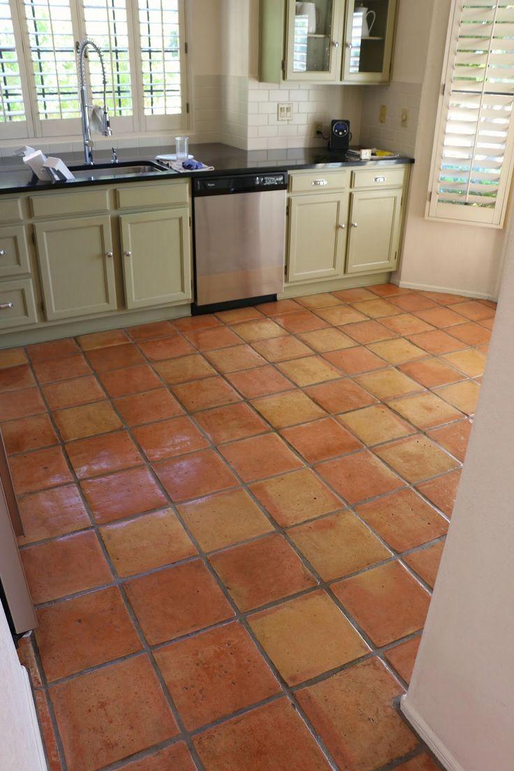 25+ best ideas about Painting Tile Floors on Pinterest